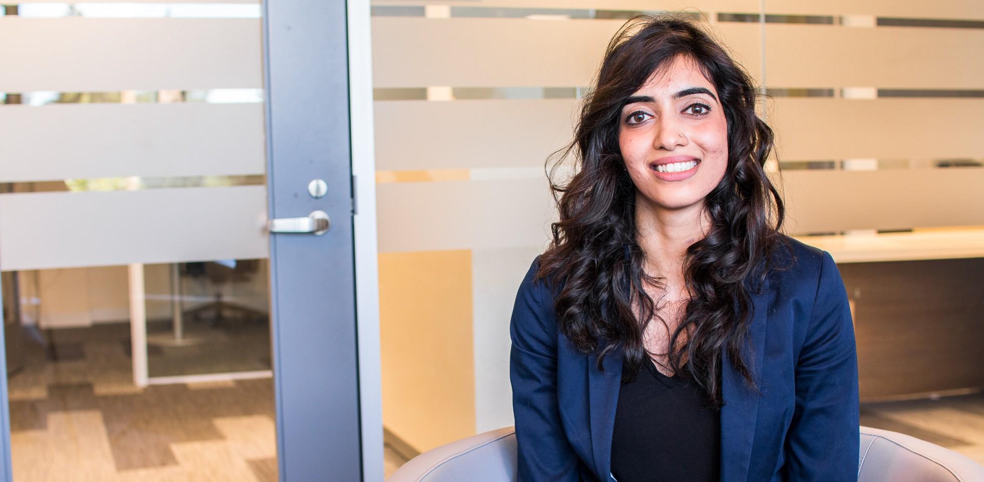 Sharlini Ganeshamoorthy, Senior Quality Engineer - Baylis Medical Careers