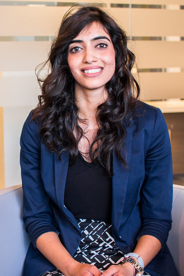 Sharlini Ganeshamoorthy, Senior Quality Engineer - Baylis Medical Careers
