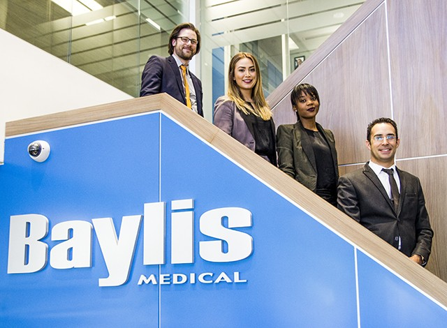 Careers - What Baylis Medical Does