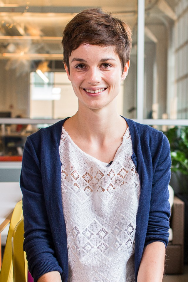 Antonia Scheidel, Senior Software Engineer - Duolingo Careers