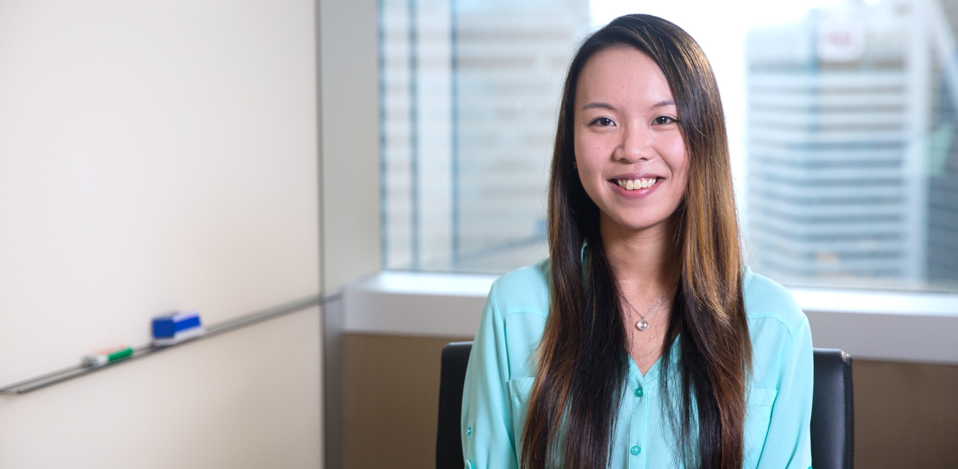 Kate, Analyst, Client Solutions - BlackRock Hong Kong Careers