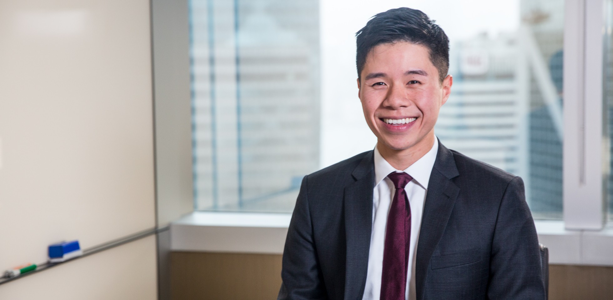 Colin, Associate, Index Equity Investment Strategist - BlackRock Hong Kong Careers