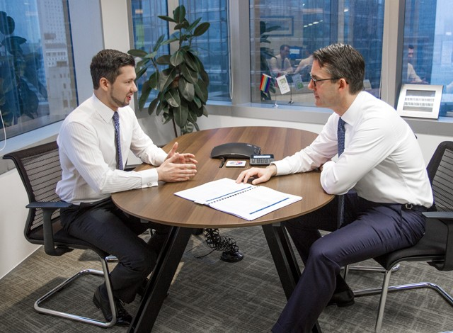 Careers - What Robert Does ASSOCIATE, CORPORATE STRATEGY