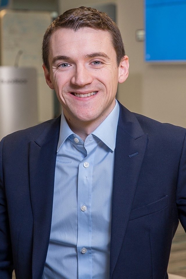 Chris, Vice President, iShares & Capital Markets - BlackRock U.K. Careers