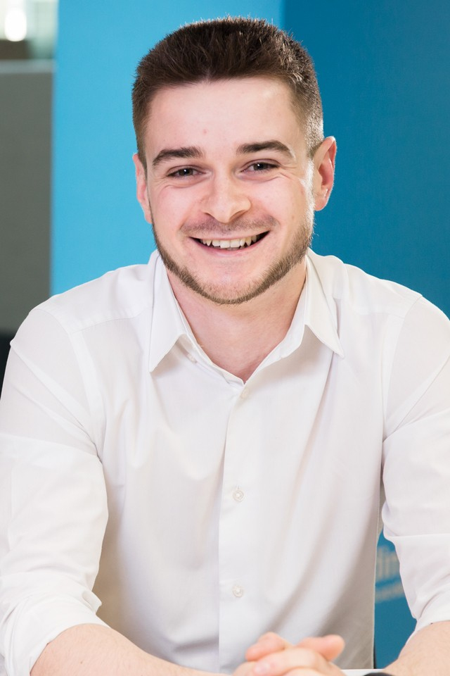 John, Analyst, Retail - BlackRock U.K. Careers