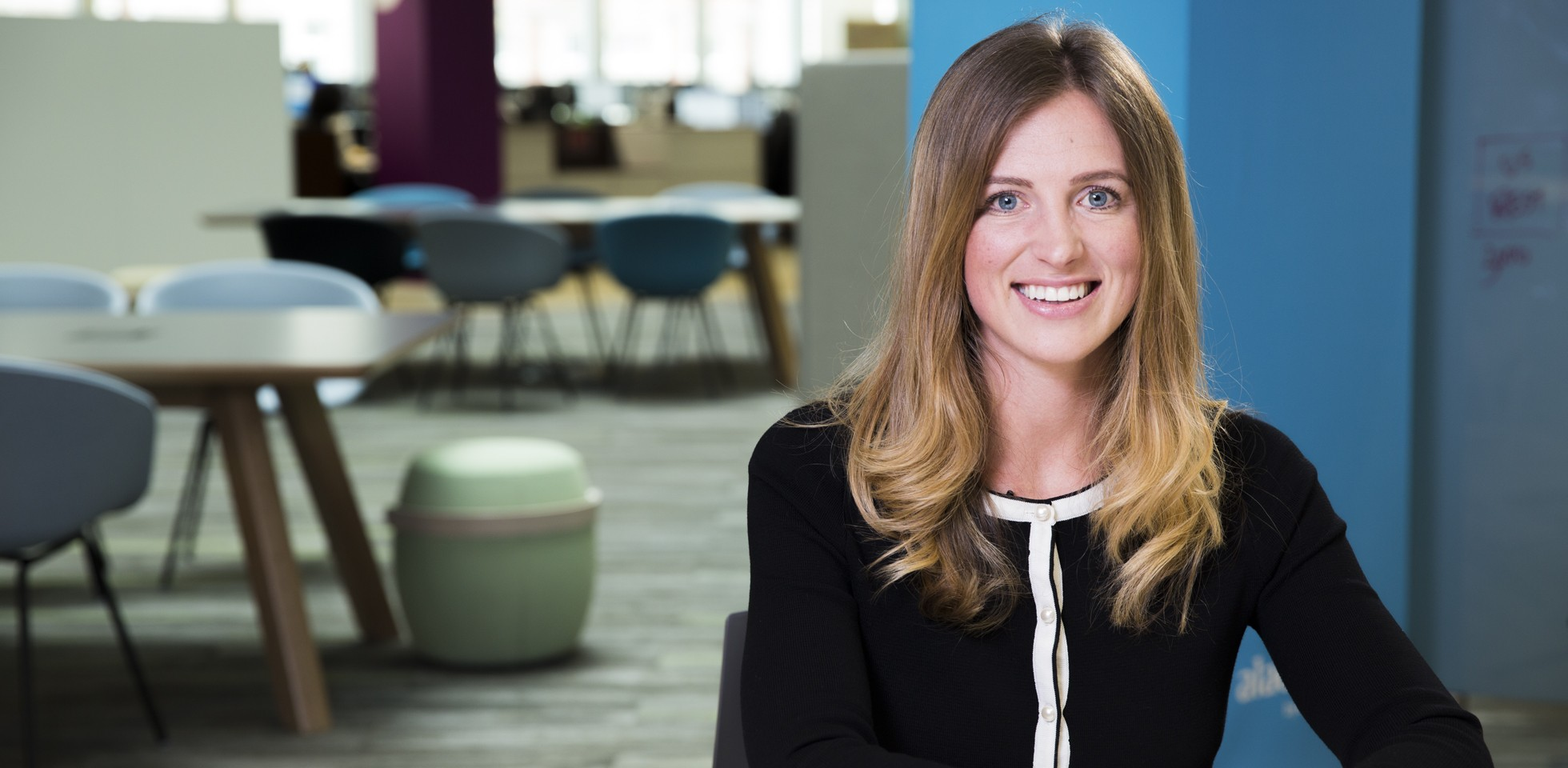 Jessica, Associate, Fixed Income - BlackRock U.K. Careers