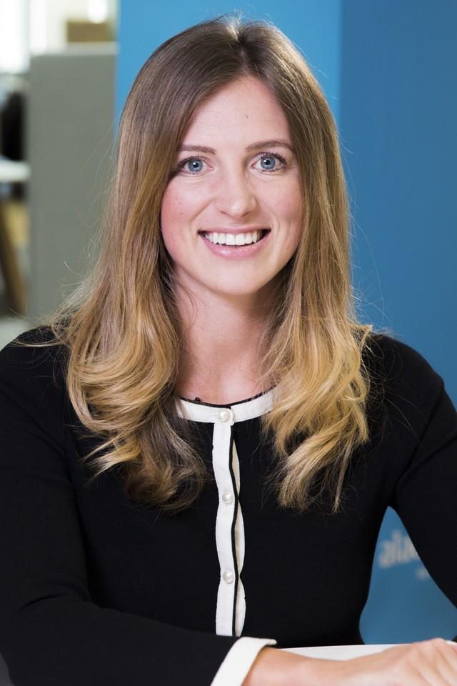 Jessica, Associate, Fixed Income - BlackRock U.K. Careers