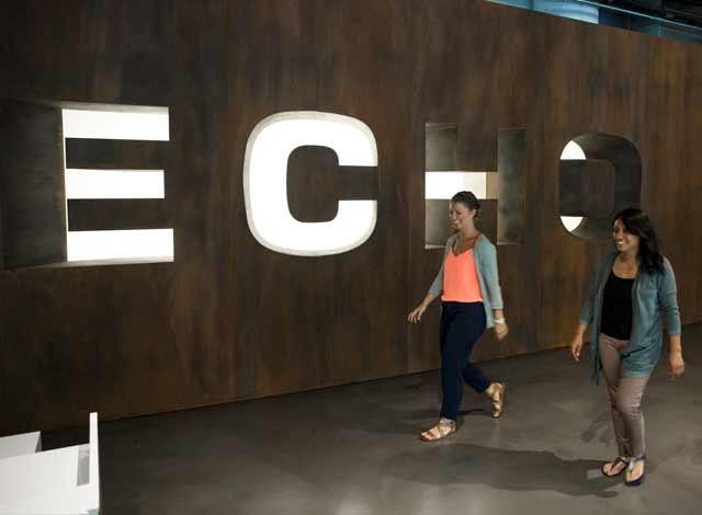 Echo Global Logistics Company Image