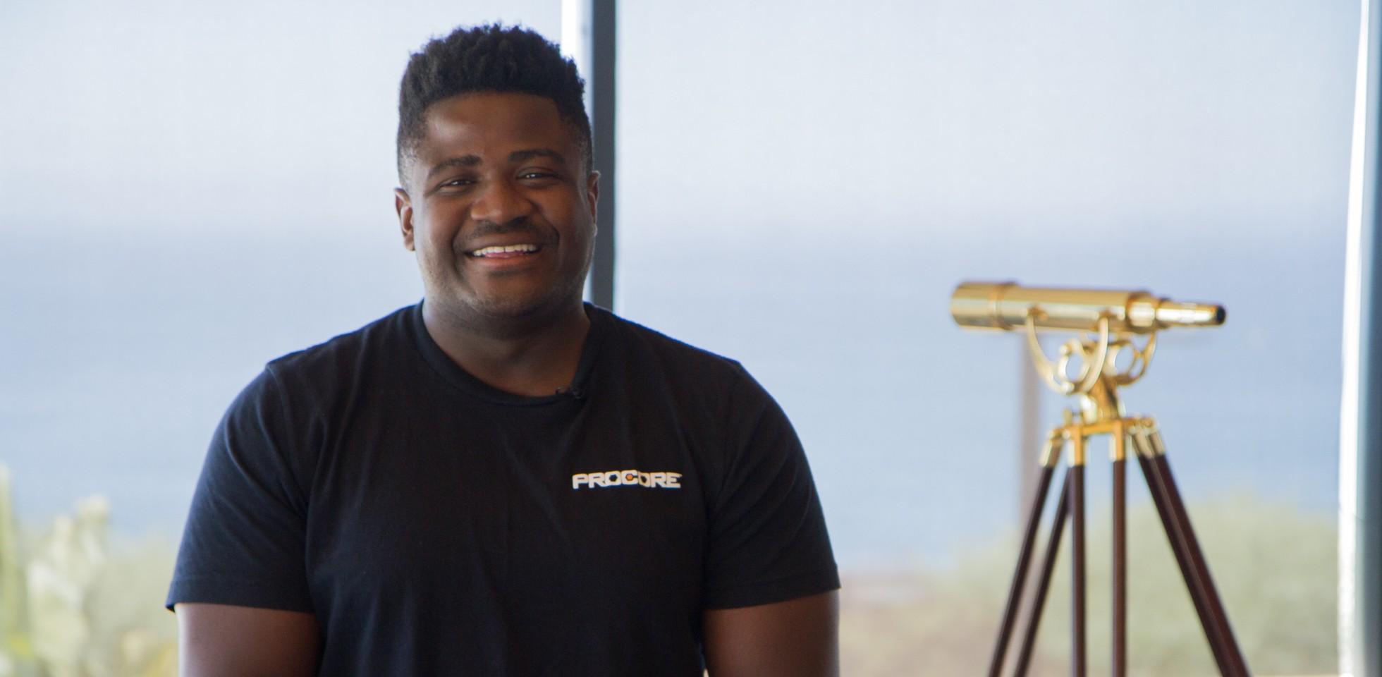 Tobi Olofintuyi, Customer Success Manager - Procore Technologies Careers