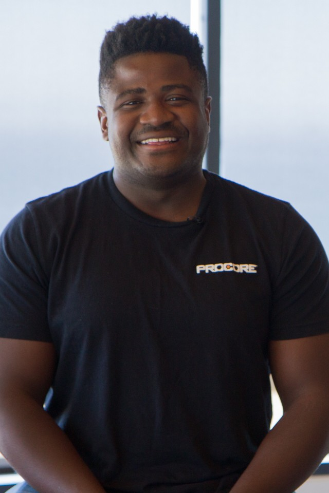 Tobi Olofintuyi, Customer Success Manager - Procore Technologies Careers