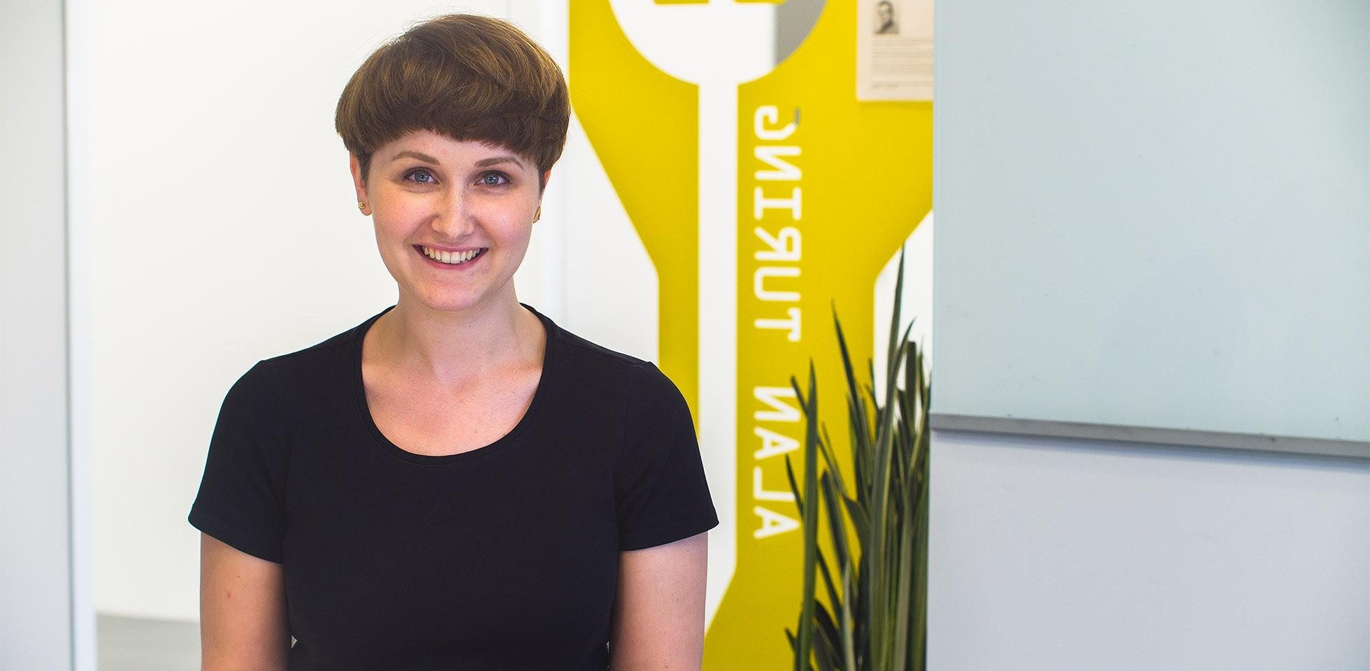 Michelle Guarino, Product Designer - Axon Careers