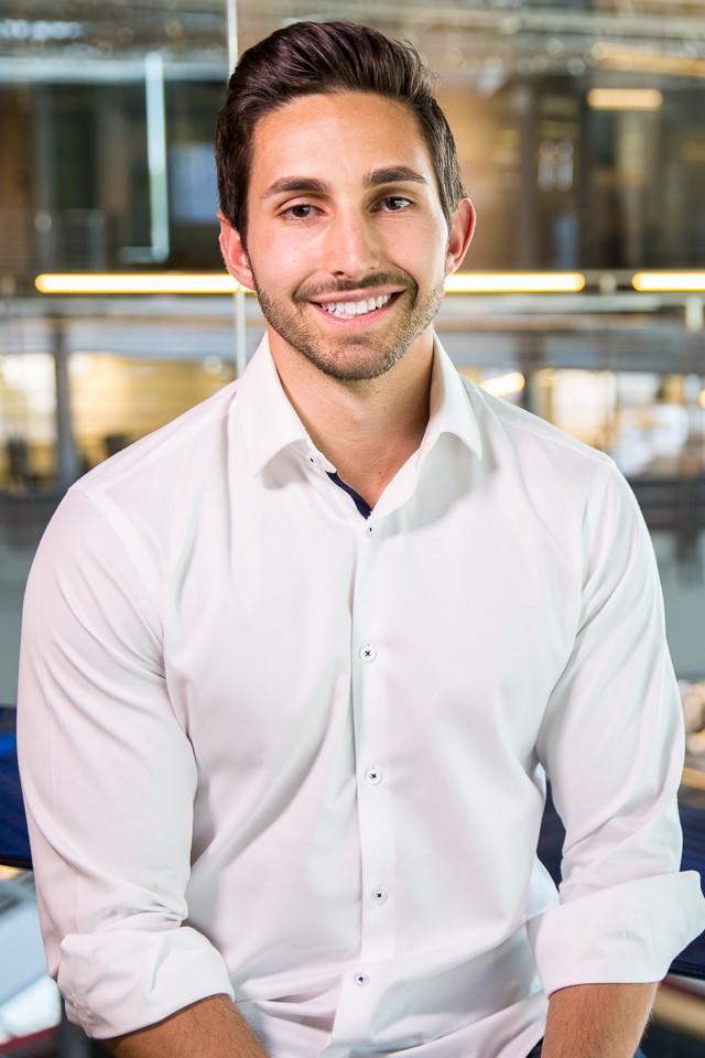David Mesri, Director of Sales Strategy - Axon Careers