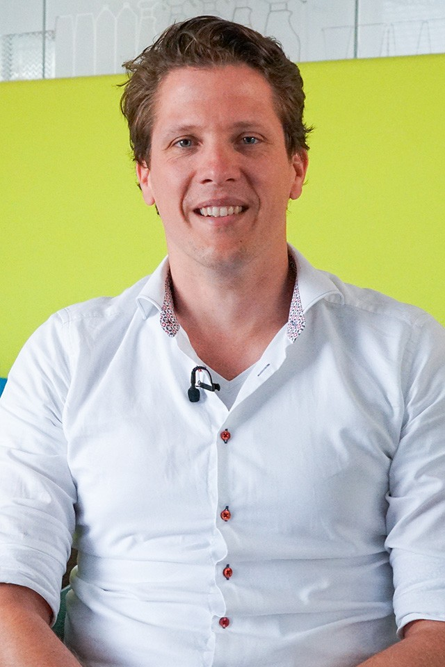Olaf van der Veen, Data & Insights Consultant, Marketing & Media Sales - Ahold Delhaize Careers