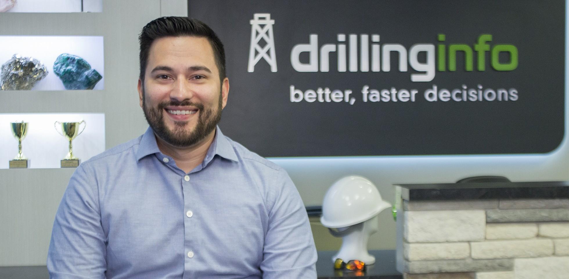 Zach Almaguer, Business Development Representative - Drillinginfo Careers
