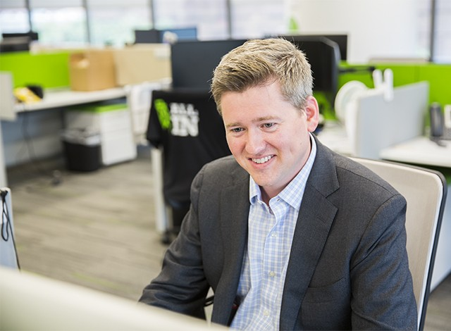 Careers - What Patrick Does Account Executive, Strategic Accounts