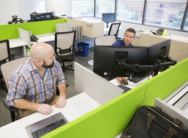 Careers - Office Life Valuing People