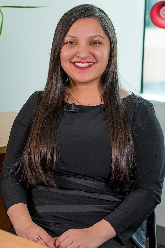 Alina Budhathoki, Business Analyst - Karsun Solutions Careers