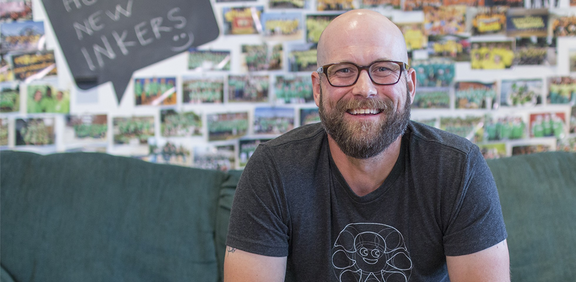 Ben Carter, Design Strategist - Custom Ink Careers