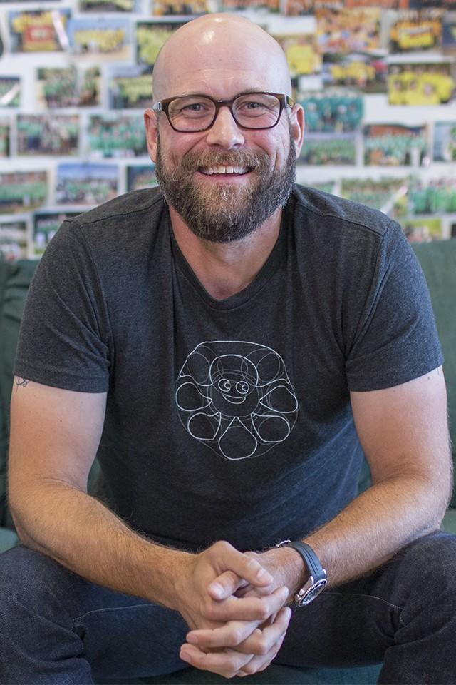 Ben Carter, Design Strategist - Custom Ink Careers