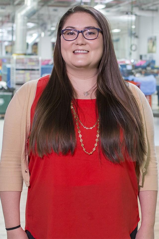 Julia Graven, Associate Production Manager - Custom Ink Careers