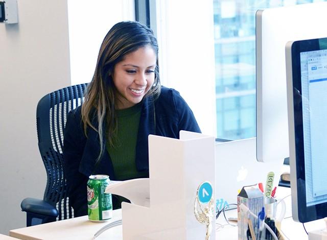 Careers - Fabiola's Story Landing In Leadership