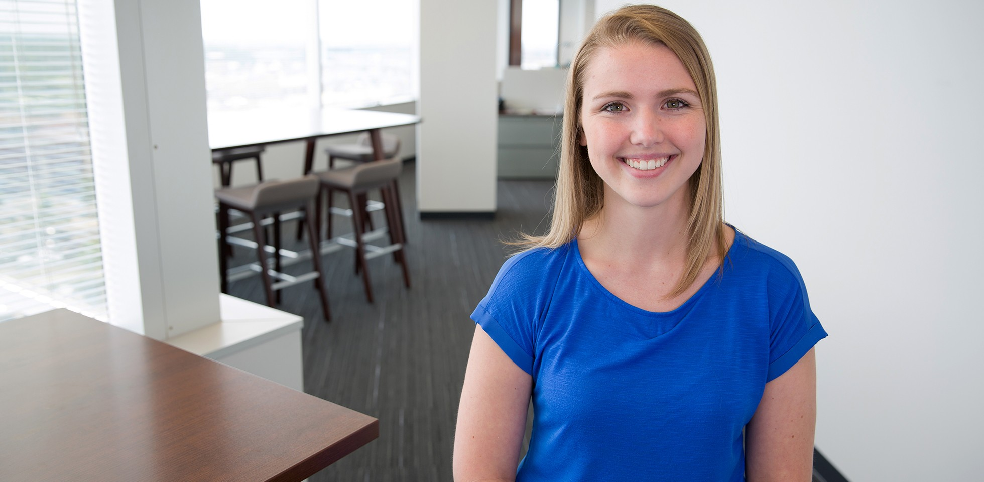 Amy Becker, Tax Senior - Brown Smith Wallace Careers
