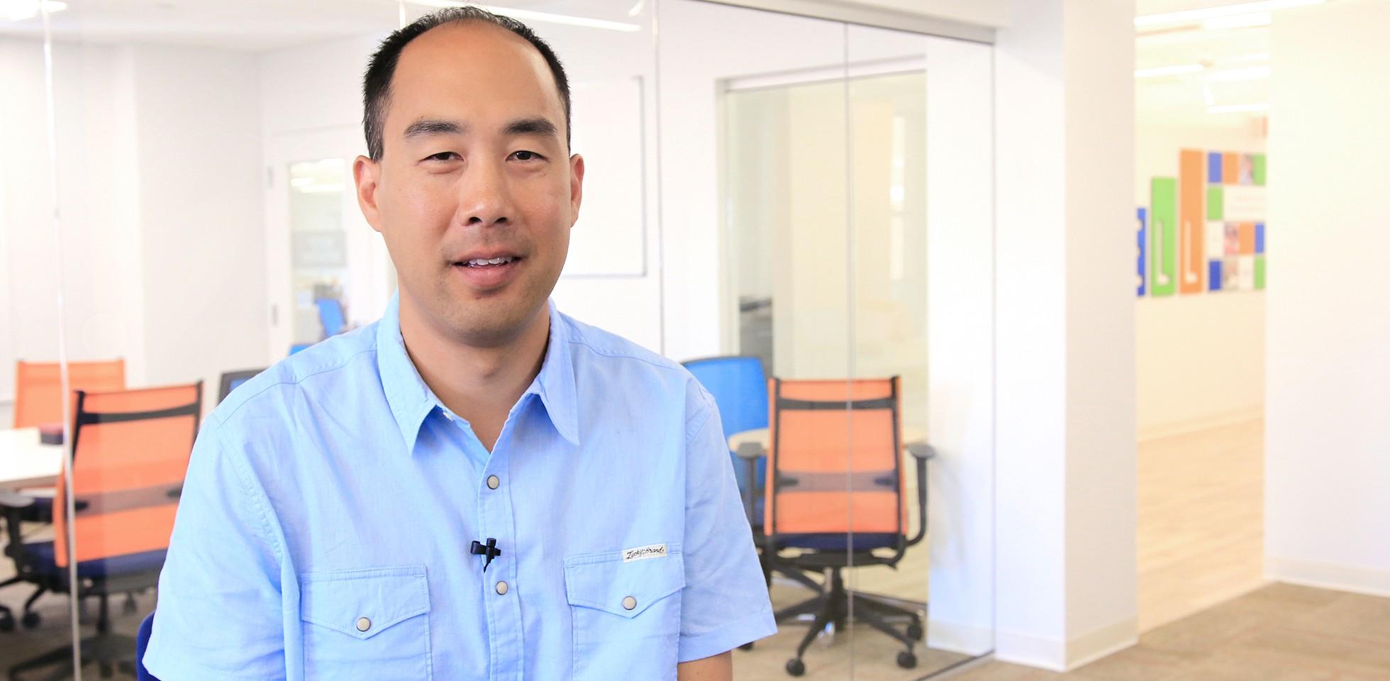 Eric Wong, VP, Engineering - Ellevation Education Careers