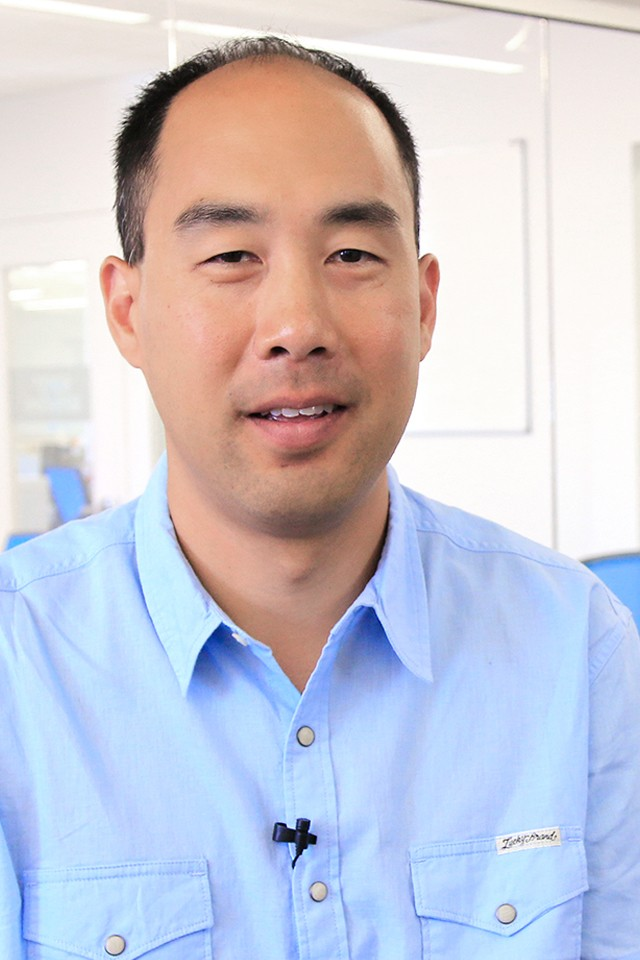Eric Wong, VP, Engineering - Ellevation Education Careers