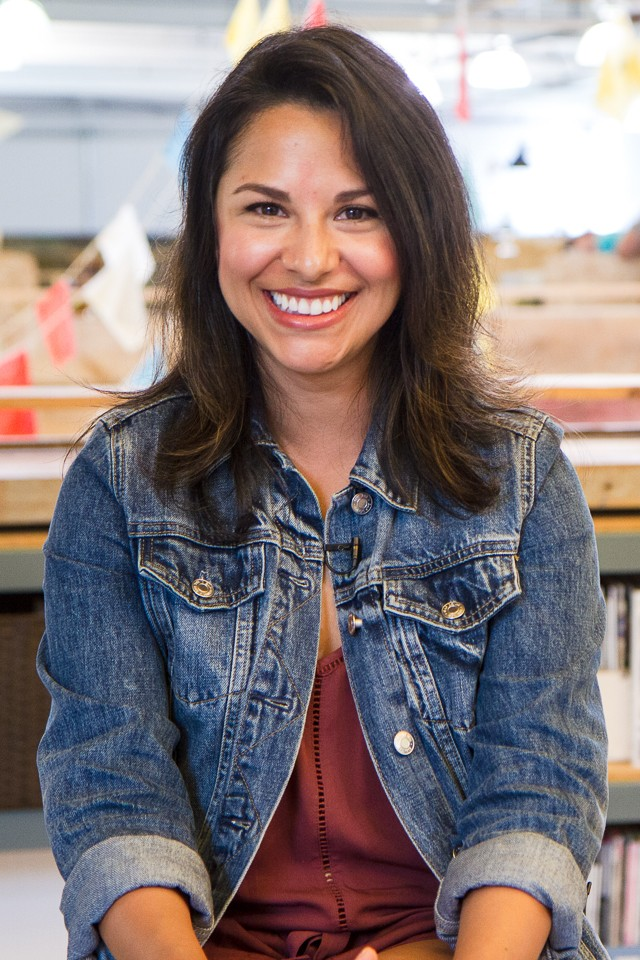 Gabriela Hernandez, National Sales Executive, Off-Price Channel - TOMS Careers