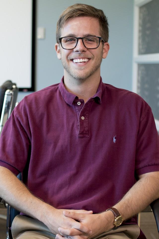 Adam, Project Manager - Cenduit Careers