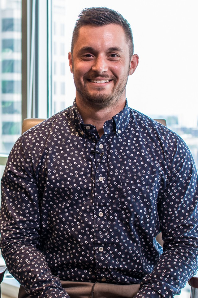 Lucas Arnold, Leasing Consultant - Bell Partners Careers