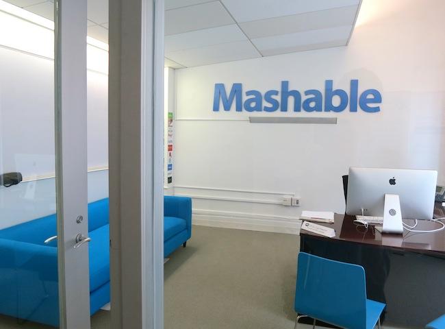 Mashable Company Image 1