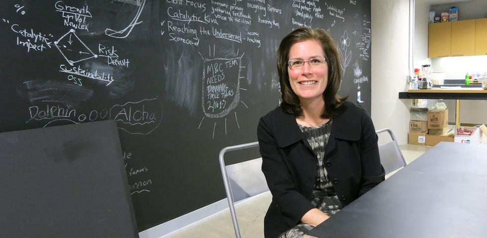 Beth Kuenstler, VP of Marketing & Communications - Kiva Careers