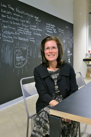 Beth Kuenstler, VP of Marketing & Communications - Kiva Careers
