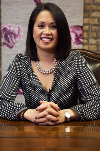 Therese Grohman, Chief Development Officer - Bright Pink Careers