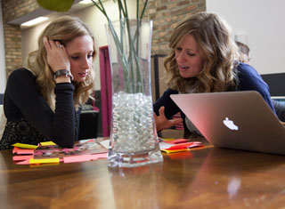 Careers - What Carli Does Marketing & Communications Manager