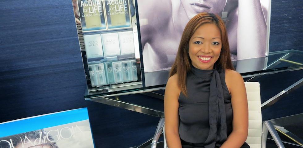 Celina Esteban, Director of Marketing - Armani Careers