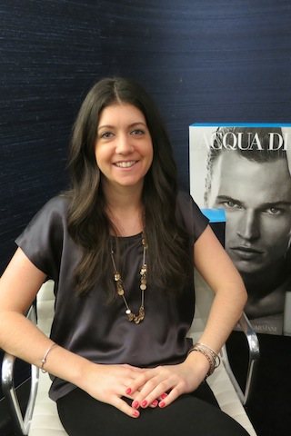 Kristen Hannifan, Assistant Marketing Manager for Fragrance - Armani Careers