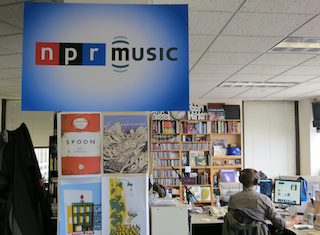 Careers - Favorite New Product NPR Music App for iPad