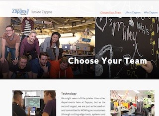 Careers - Office Life Zappos Insiders