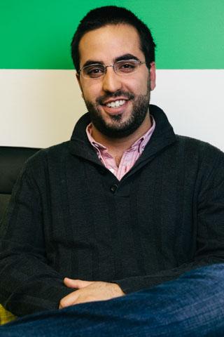 Bobak Esfandiari, Neighborhood Operations Support Specialist - Nextdoor Careers