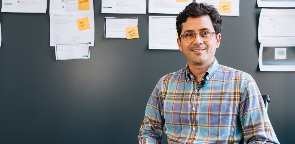 Ryan Sims, Director, Product Design - Nextdoor Careers