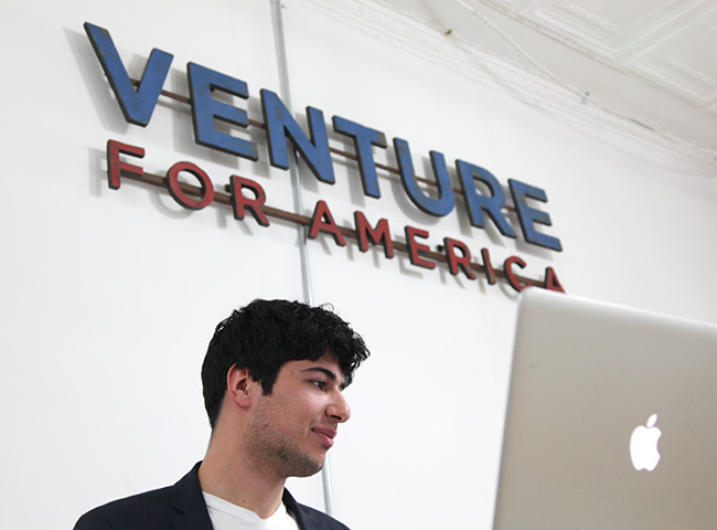 Venture For America Careers