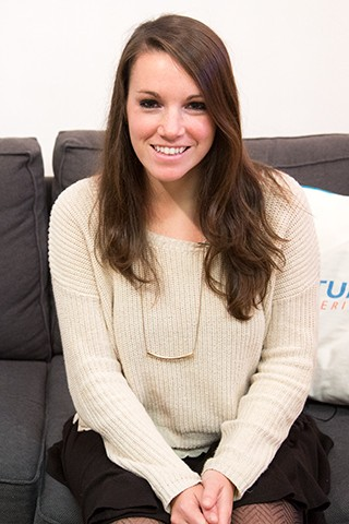 Megan Hurlburt, Senior Marketing Manager - Venture For America Careers