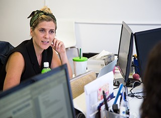 Careers - Office Life A Close-Knit Community