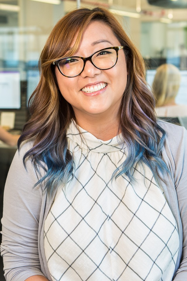 Cindy Lee, Managing Director, Product Management - Black Mountain Careers