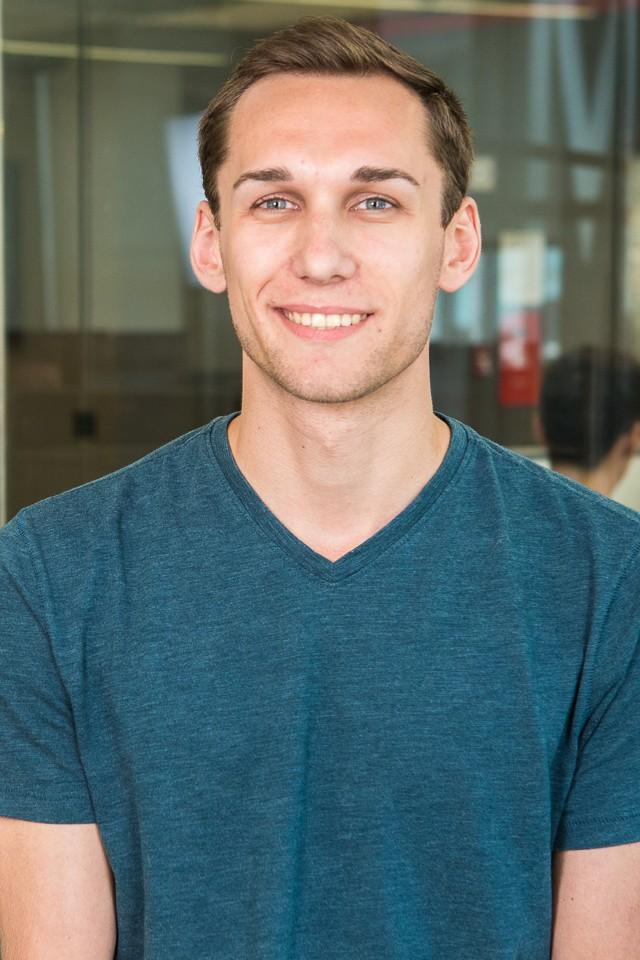 Jason Rainier, Application Support Engineer - Black Mountain Careers