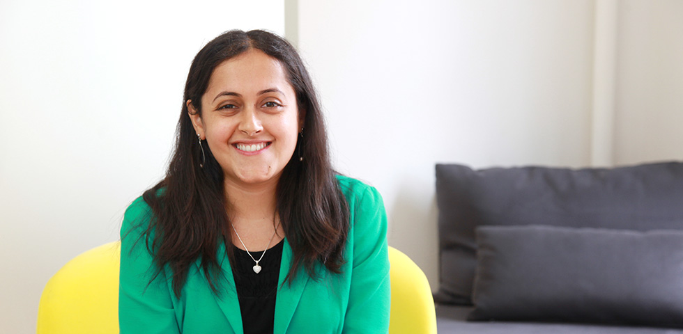 Neha Kumar , Chief Product Officer - Recombine Careers