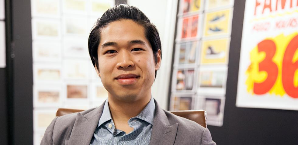Alexander Louie, Assistant Account Executive - Ogilvy Careers