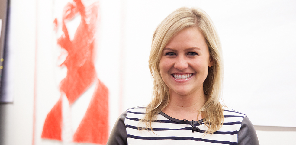 Paige Robinson, Account Supervisor - Ogilvy Careers